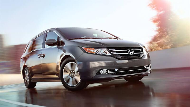 2016 Honda Odyssey | Honda Odyssey in Charlotte, NC ...