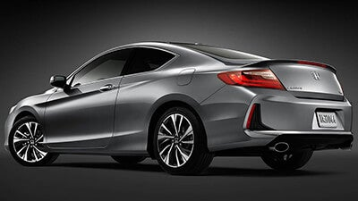 2016 Honda Accord Coupe Charlotte NC   Trim Levels (Exterior)
