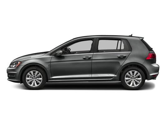 2016 Volkswagen Golf TSI S 4-Door 4Dr Hatchback