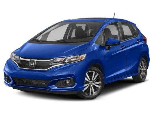 Honda Of Salem >> 2019 Honda Fit Ex