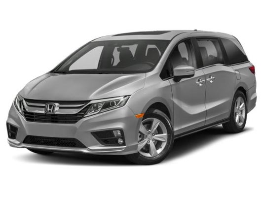 2019 Honda Odyssey Ex L W Navigation And Rear Entertainment System In Charlotte