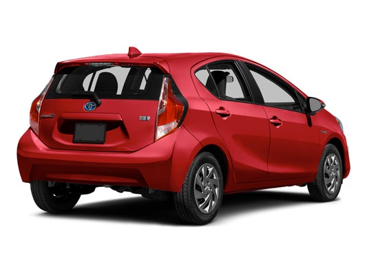 2015 toyota prius c two 5dr hatchback charlotte north. Black Bedroom Furniture Sets. Home Design Ideas