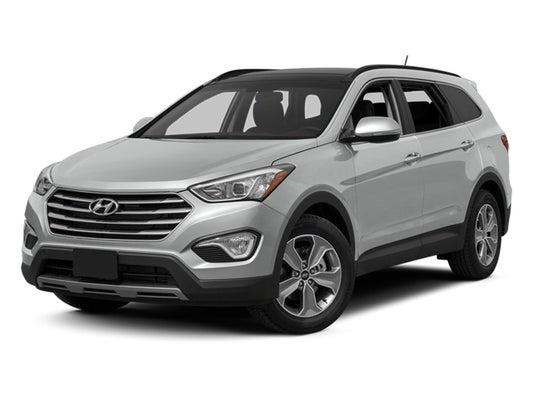 Honda Santa Fe >> 2013 Hyundai Santa Fe Limited