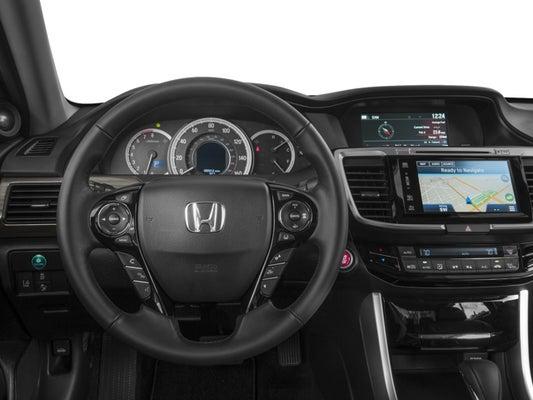 2016 Honda Accord Ex L W Navigation And Sensing In Charlotte Nc