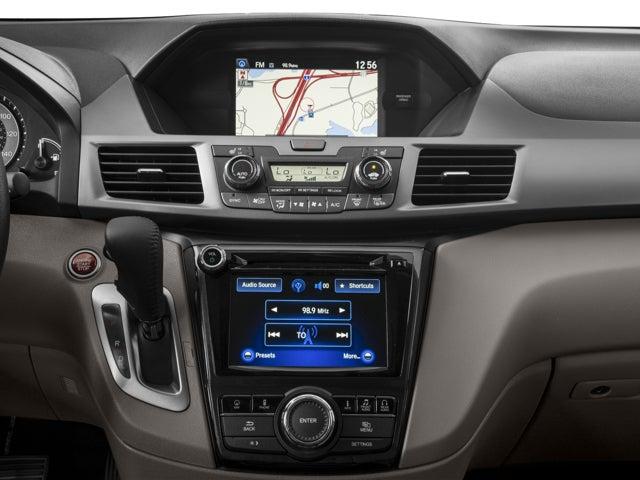 2016 Honda Odyssey Touring 4d Penger Van Charlotte North