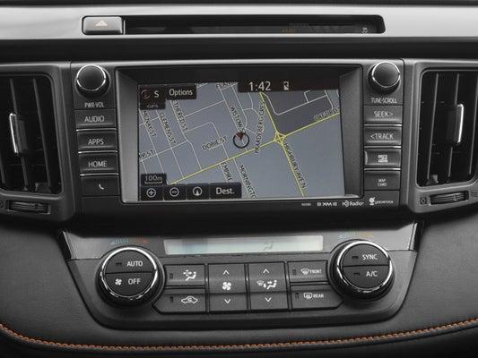 2016 Toyota RAV4 SE 4Dr Sport Utility AWD