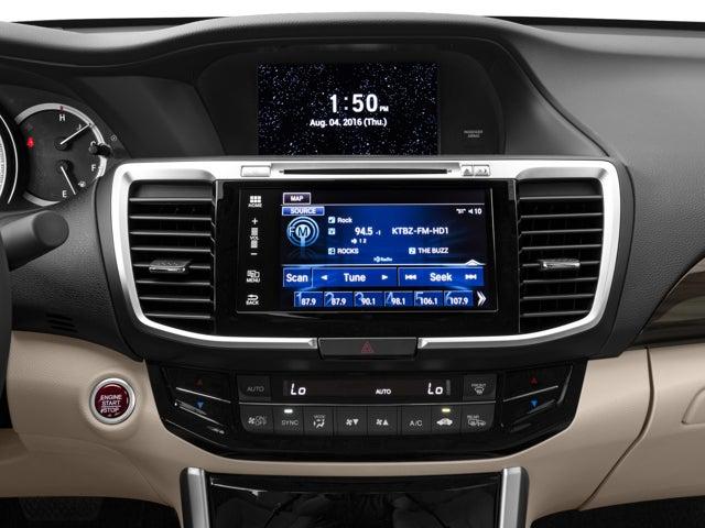 2017 honda accord ex l w navigation and honda sensing charlotte rh scottclarkhonda com 2013 honda accord navigation system manual Honda Accord GPS System