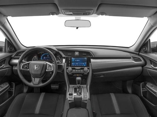 2017 Honda Civic Lx 4d Sedan In Charlotte Nc Scott Clark