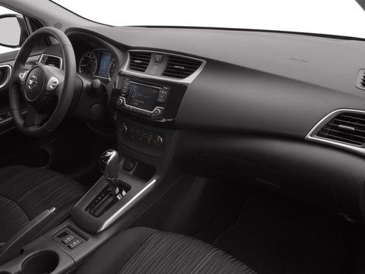 2017 Nissan Sentra Sv Charlotte North