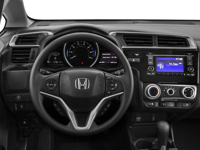 2018 Honda Fit Lx Honda Dealer Serving Charlotte North