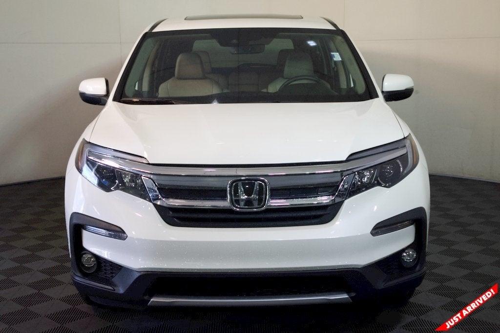 Honda Dealership Charlotte Nc >> 2019 Honda Pilot EX-L w/Navigation and Rear Entertainment System - Honda dealer serving ...