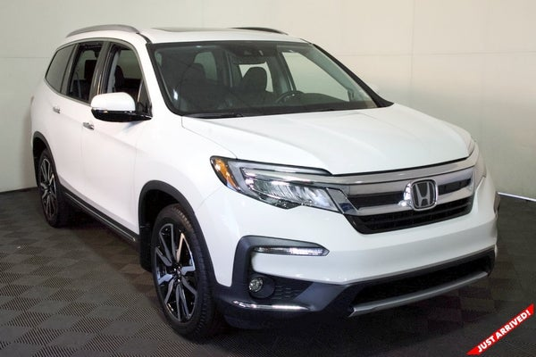 honda pilot touring  passenger honda dealer serving charlotte north carolina