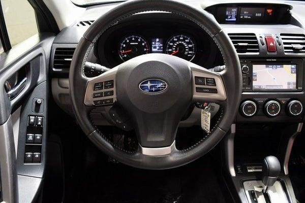 2014 Subaru Forester 2 5i Touring