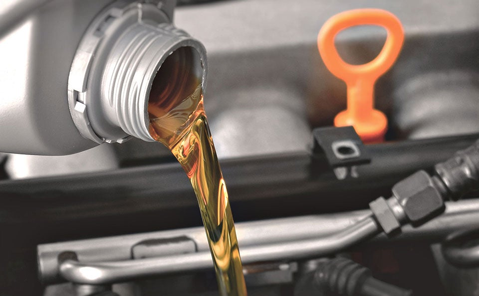 Synthetic Oil Vs Regular Oil >> Honda Oil Change Special | Scott Clark Honda Specials Charlotte, NC